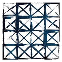 Box Blue Lines Fine-Art Print