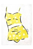 Vintage Swimsuit Two Fine-Art Print
