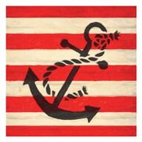 Anchor Stripe Fine-Art Print