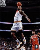 LeBron James 2015-16 Action Fine-Art Print