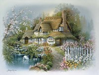 Cottage 2 Fine-Art Print