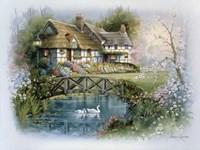 Cottage 3 Fine-Art Print