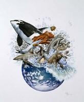 Marine World Fine-Art Print