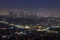 LA Skyline Fine-Art Print