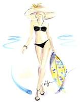 Bikini Thrill Fine-Art Print