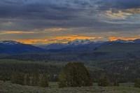 Yellowstone Sunrise Fine-Art Print