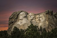 Mount Rushmore Fine-Art Print
