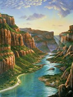 Colorado River - Grand Canyon Fine-Art Print