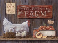 Fresh From The Farm Fine-Art Print