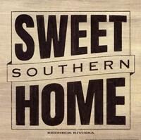 Sweet Southern Home Fine-Art Print
