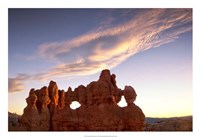 Clouds at Bryce Canyon Fine-Art Print