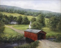 Vermont Covered Bridge Fine-Art Print