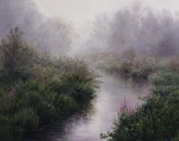 Morning Mist, Arlington Fine-Art Print