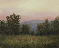 Evening Near Arlington Fine-Art Print