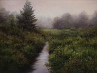 Meadow Brook, Arlington Fine-Art Print