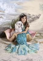 Mermaid and Merdog Fine-Art Print