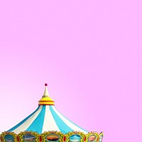 Candy Carousel 2 Fine-Art Print