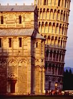 Tower of Pisa Fine-Art Print