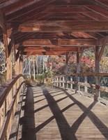 Over the River Fine-Art Print