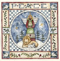 Christmas Peace Fine-Art Print