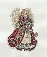 Christmas Angel Fine-Art Print