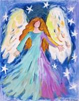 Vibrant Angel Fine-Art Print
