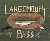 Largemouth Bass Fine-Art Print