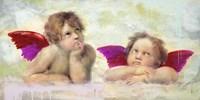 Raphael's Putti 2.0 Fine-Art Print