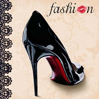 Fashion Fine-Art Print