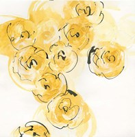 Yellow Roses Anew I Fine-Art Print