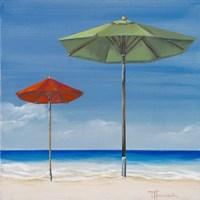 Coastal Scene II Fine-Art Print