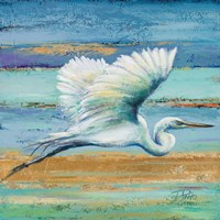 Great Egret I Fine-Art Print