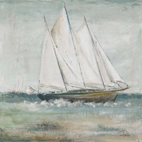 Cape Cod Sailboat II Fine-Art Print