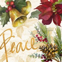 Christmas Poinsettia II Fine-Art Print