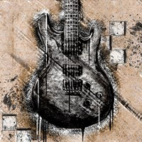Garage Rock II Fine-Art Print