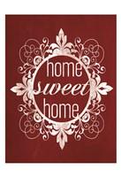 Red Chalk Home Fine-Art Print