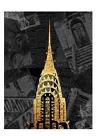 Gold NY Mate Fine-Art Print