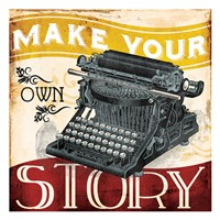 Your Own Story Fine-Art Print