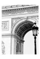 Paris Arc de Triomphe Fine-Art Print