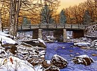 Bridge Over Glade Creek - West Virginia Fine-Art Print