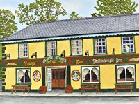 Ireland - Ballintemple Inn Fine-Art Print