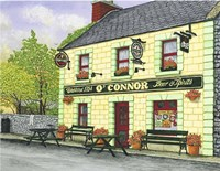 Ireland - O'Connor's Pub Fine-Art Print