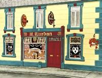 Ireland - Riordan's Pub Fine-Art Print