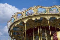 Merry-go-round Paris Fine-Art Print