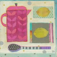 Tea with Lemons Fine-Art Print