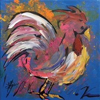 Funky Chicken Fine-Art Print