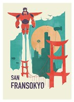 San Fransoyko Fine-Art Print