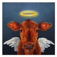 Holy Cow Fine-Art Print