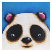 The Panda Bear Fine-Art Print