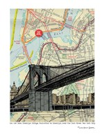Brooklyn Bridge - NYC Fine-Art Print